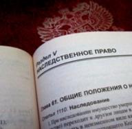 Наследство по закону: очередность наследования имущества преемниками
